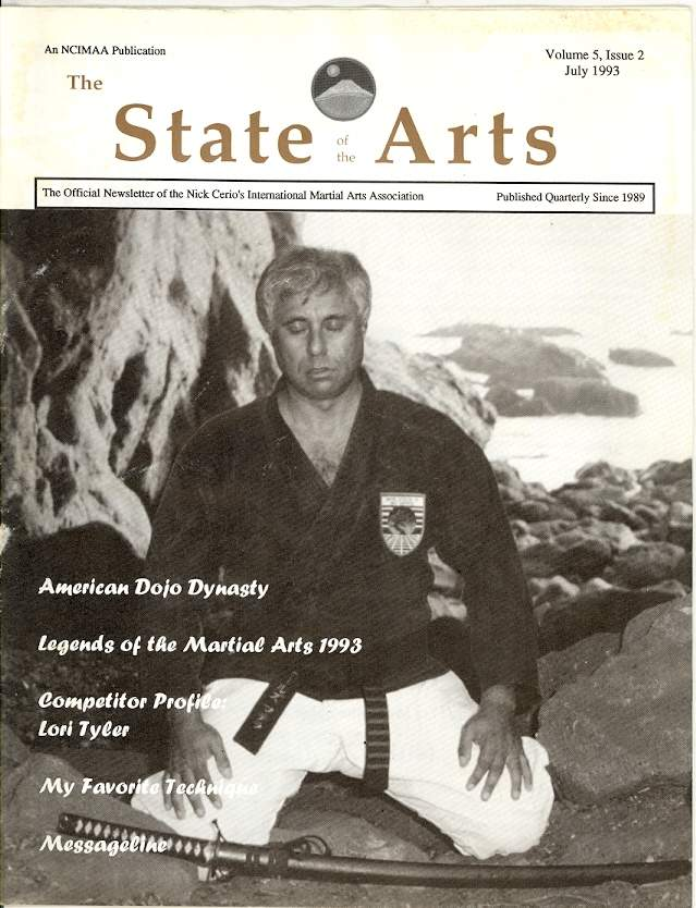 07/93 The State of the Arts